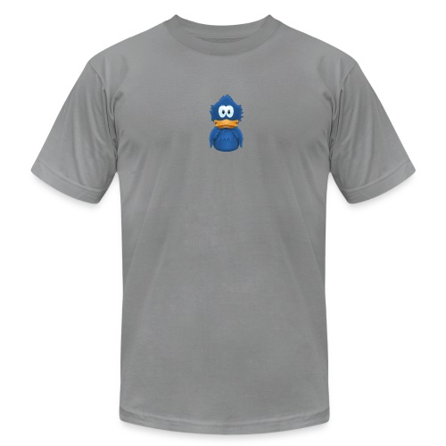 Adiumy Blue - Men's Fine Jersey T-Shirt