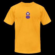 T-Shirts ~ Men's T-Shirt by American Apparel ~ Adiumy Purple