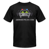 T-Shirts ~ Men's T-Shirt by American Apparel ~ Romarto