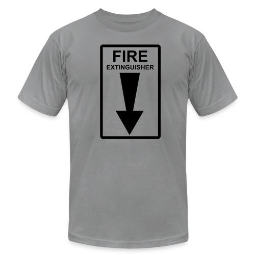 Fire - Men's Fine Jersey T-Shirt