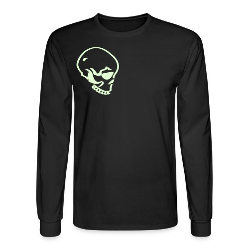 Skull Shirt - Men's Long Sleeve T-Shirt