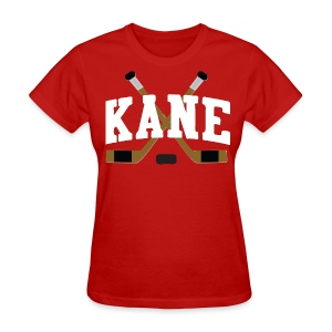 Chicago Kane Hockey Sticks Women's Standard Weight T-Shirt - Women's T-Shirt