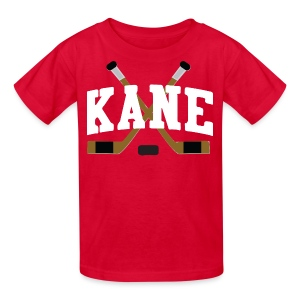 Chicago Kane Hockey Sticks Children's T-Shirt - Kids' T-Shirt