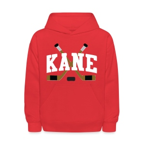 Chicago Kane Hockey Sticks Kid's Hooded Sweatshirt - Kids' Hoodie