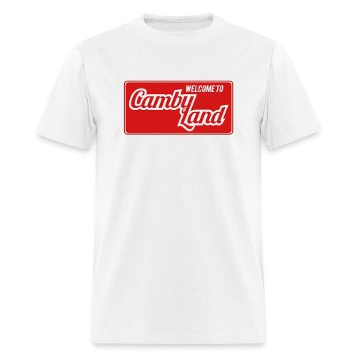 CambyLand - Men's T-Shirt