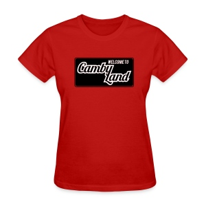 CambyLand - Women's T-Shirt