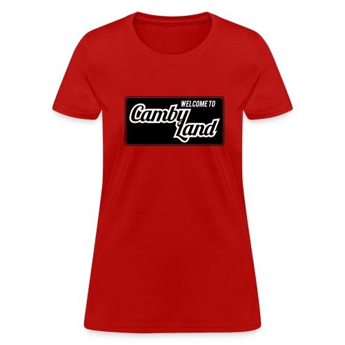 CambyLand - Women's T-Shirt