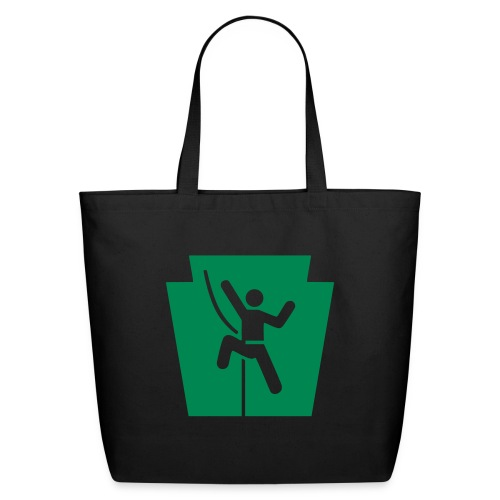 PA Keystone w/Climber - Eco-Friendly Cotton Tote
