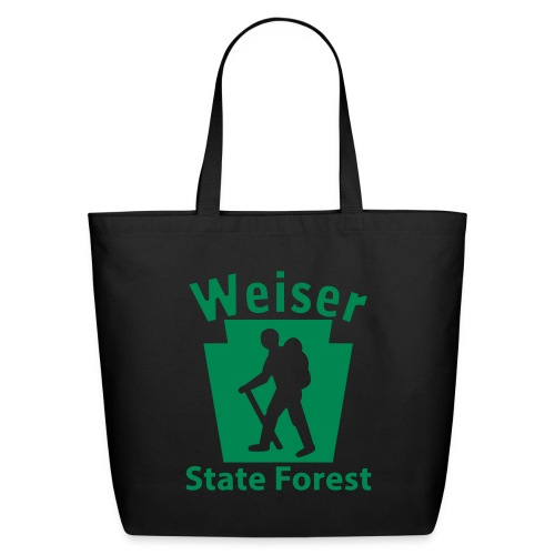Weiser State Forest Keystone Hiker (male) - Eco-Friendly Cotton Tote
