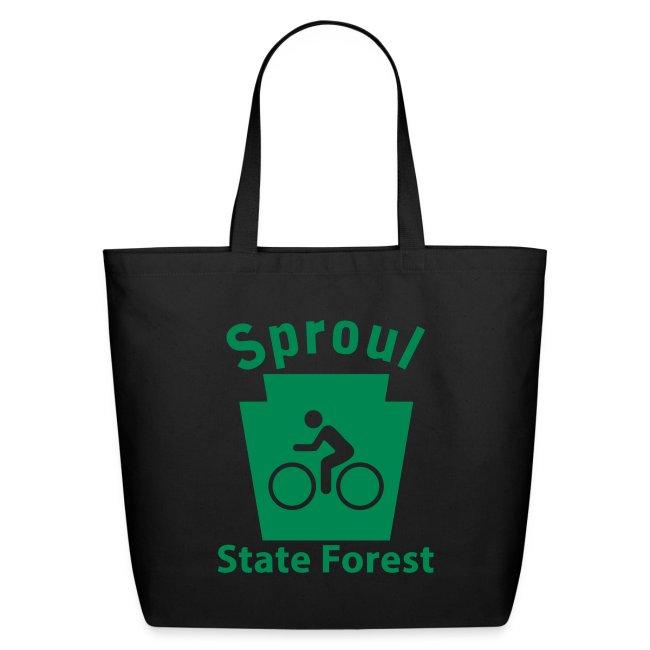 Sproul State Forest Keystone Biker