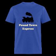 T-Shirts ~ Men's T-Shirt ~ Pound Town