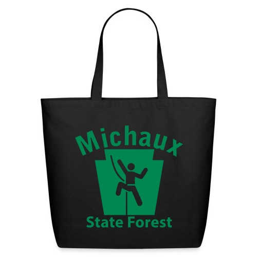Michaux State Forest Keystone Climber - Eco-Friendly Cotton Tote