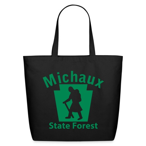 Michaux State Forest Keystone Hiker (female) - Eco-Friendly Cotton Tote