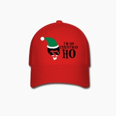 IM NO CHRISTMAS HO i hate christmas Caps