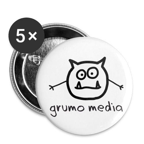 Grumo Media - 1 Button - Small Buttons