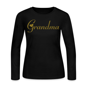 Grandma - Women's Long Sleeve Jersey T-Shirt