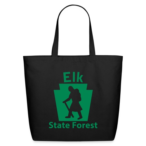 Elk State Forest Keystone Hiker (female) - Eco-Friendly Cotton Tote
