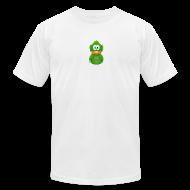 T-Shirts ~ Men's T-Shirt by American Apparel ~ Adiumy Green