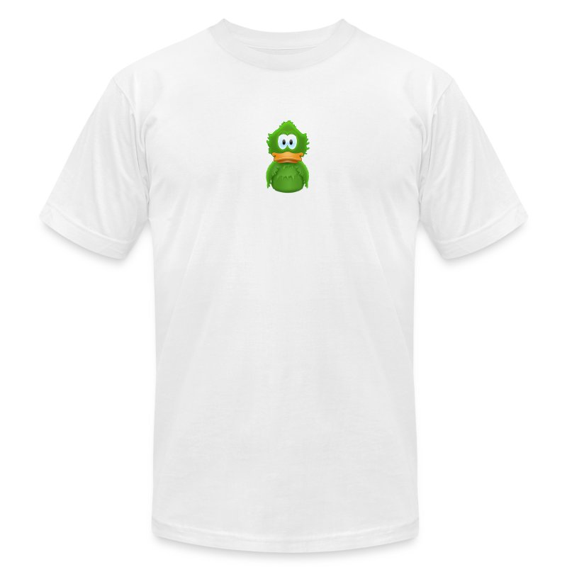 Adiumy Green - Men's T-Shirt by American Apparel