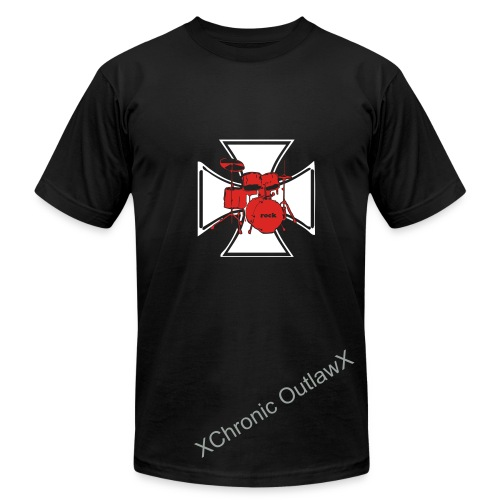 xoutlawx - Men's Fine Jersey T-Shirt