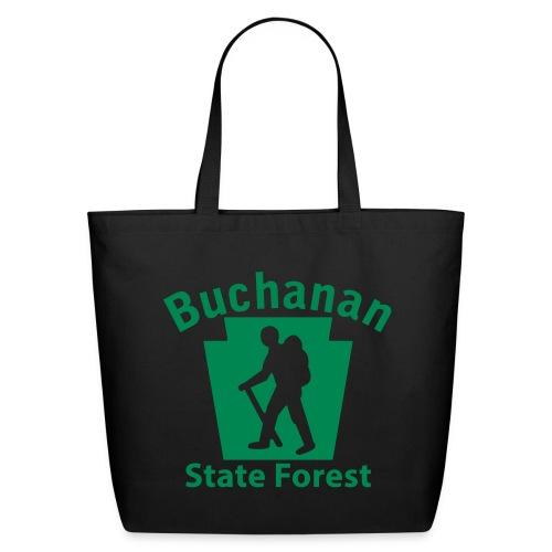 Buchanan State Forest Keystone Hiker (male) - Eco-Friendly Cotton Tote