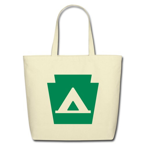 Camp PA Keystone - Eco-Friendly Cotton Tote