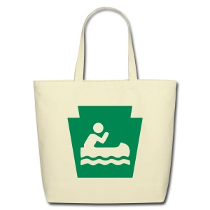 Boat PA Keystone - Eco-Friendly Cotton Tote