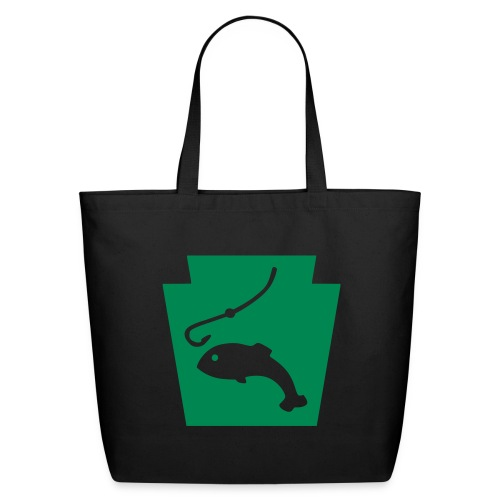Fish PA Keystone - Eco-Friendly Cotton Tote