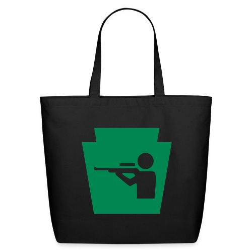 Hunt PA Keystone - Eco-Friendly Cotton Tote