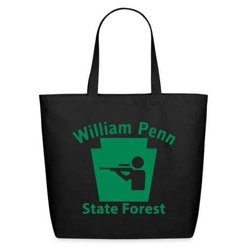William Penn State Forest Keystone Hunt - Eco-Friendly Cotton Tote