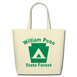 William Penn State Forest Keystone Camp - Eco-Friendly Cotton Tote