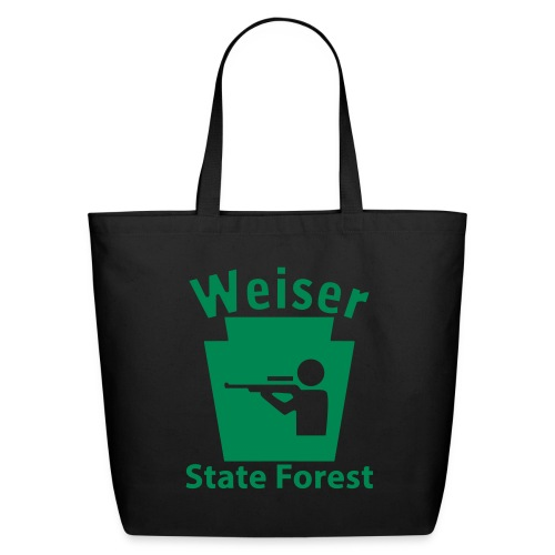Weiser State Forest Keystone Hunt - Eco-Friendly Cotton Tote