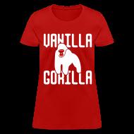 T-Shirts ~ Women's T-Shirt ~ Vanilla Gorilla (Women's)