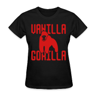 Women's T-Shirts ~ Women's T-Shirt ~ Vanilla Gorilla (Women's)