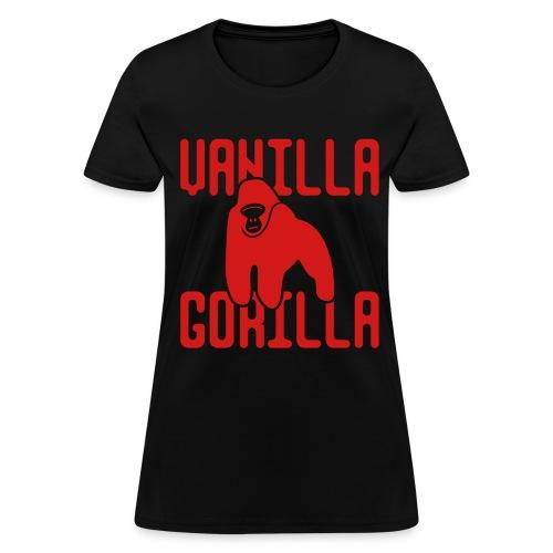 Vanilla Gorilla (Women's) - Women's T-Shirt