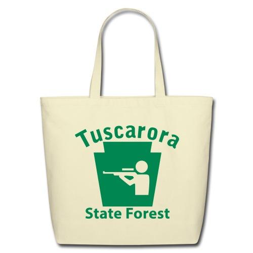 Tuscarora State Forest Keystone Hunt - Eco-Friendly Cotton Tote