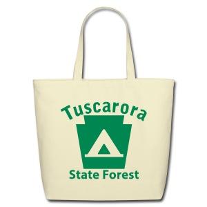 Tuscarora State Forest Keystone Camp - Eco-Friendly Cotton Tote