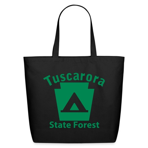 Tuscarora State Forest Keystone Camp - Eco-Friendly Cotton Tote