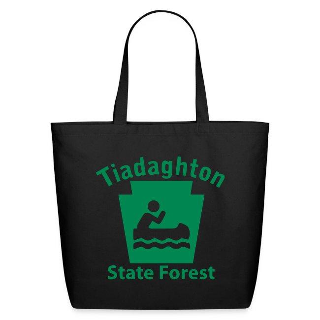 Tiadaghton State Forest Keystone Boat