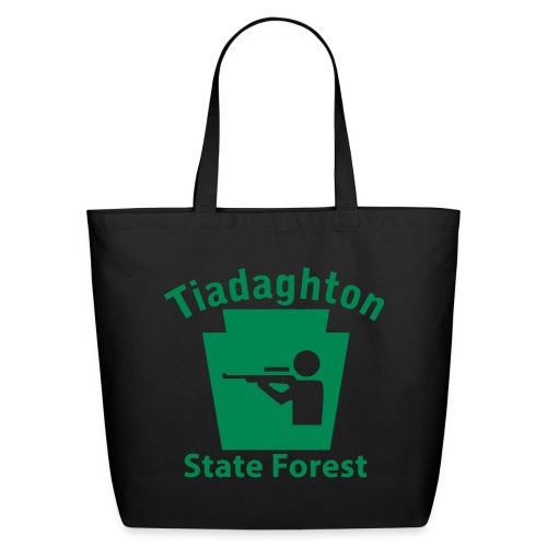 Tiadaghton State Forest Keystone Hunt - Eco-Friendly Cotton Tote