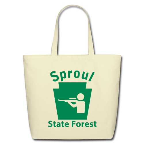 Sproul State Forest Keystone Hunt - Eco-Friendly Cotton Tote