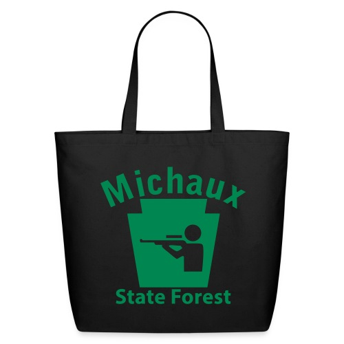 Michaux State Forest Keystone Hunt - Eco-Friendly Cotton Tote