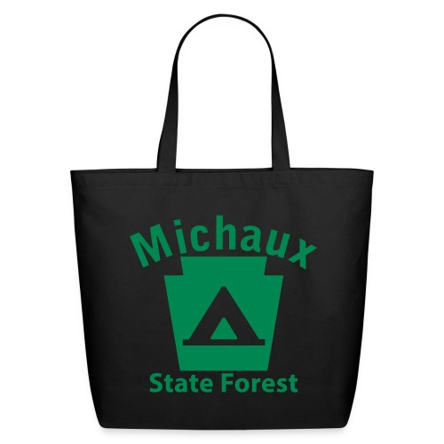 Michaux State Forest Keystone Camp - Eco-Friendly Cotton Tote