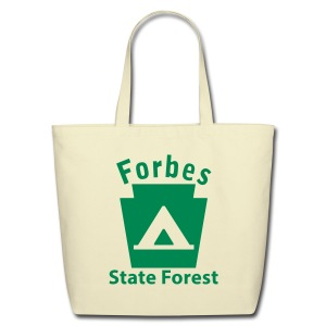 Forbes State Forest Keystone Camp - Eco-Friendly Cotton Tote