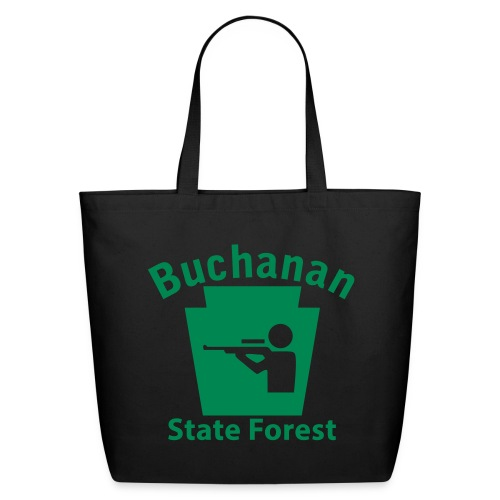 Buchanan State Forest Keystone Hunt - Eco-Friendly Cotton Tote