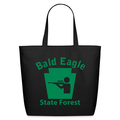 Bald Eagle State Forest Keystone Hunt - Eco-Friendly Cotton Tote