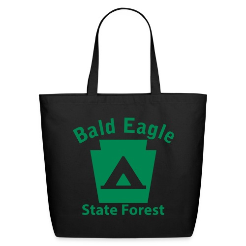 Bald Eagle State Forest Keystone Camp - Eco-Friendly Cotton Tote