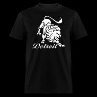 T-Shirts ~ Men's T-Shirt ~ Lions Vintage Men's Standard Weight T-Shirt