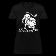 T-Shirts ~ Women's T-Shirt ~ Lions Vintage Women's Standard Weight T-Shirt