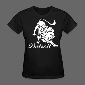 Lions Vintage Women's Standard Weight T-Shirt - Women's T-Shirt